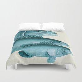 Fish Classic Designs 4 Duvet Cover