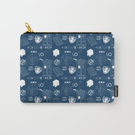 Wibbly wobbly... stuff Carry-All Pouch
