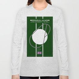Brooklands Racetrack Long Sleeve T-shirt
