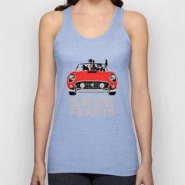 Save Ferris Unisex Tank Top