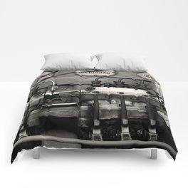 Delicious Engineering Comforters