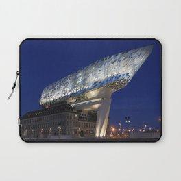The Antwerp Port House | Zaha HADID architect Laptop Sleeve