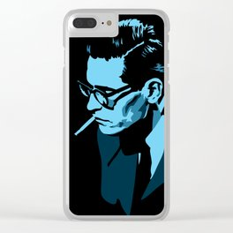 Bill Evans Clear iPhone Case