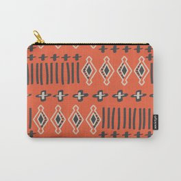 Terracotta Carry-All Pouch