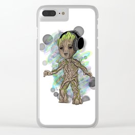 In the grove baby g Clear iPhone Case