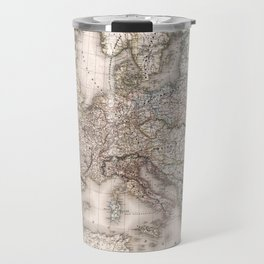 First French Empire in 1812 Travel Mug