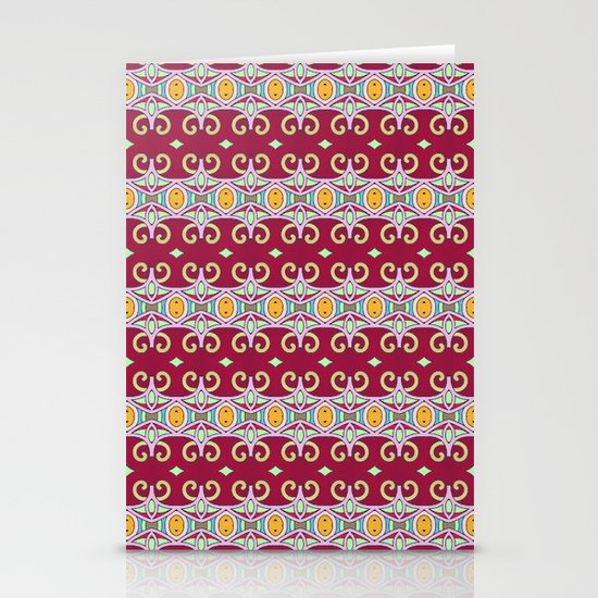 Mix&Match Indian Summer 02 Stationery Cards
