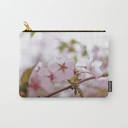 High Park Cherry Blossoms on May 11th, 2018. IV Carry-All Pouch