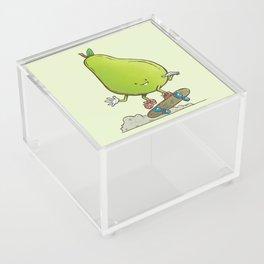 The Pear Skater Acrylic Box