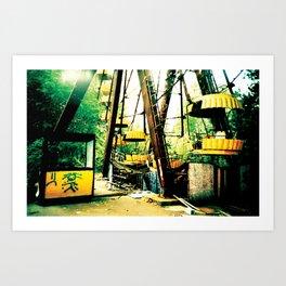 Chernobyl 3 Art Print