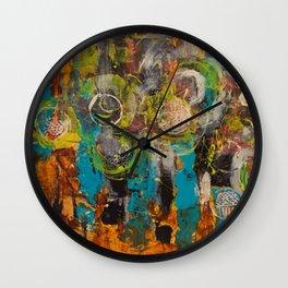 Making Sense of Things Wall Clock