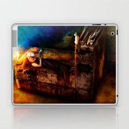 Ex Libris - A Book Lover's Dream Laptop & iPad Skin