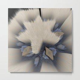 Random 3D No. 474 Metal Print