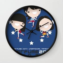 Perfume World Tour 2nd Wall Clock