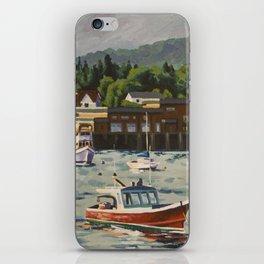 Bass Harbor, Maine iPhone Skin