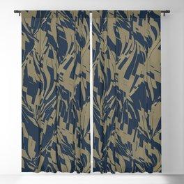 Abstract BG Blackout Curtain