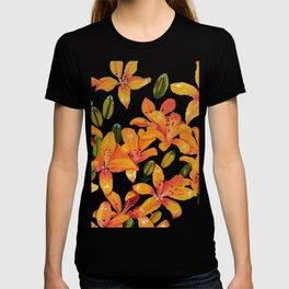 Daylilies in the Garden T-shirt