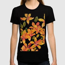 Daylilies in the Garden T-shirt