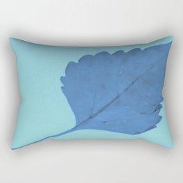 Be Like A Leaf #1 Rectangular Pillow