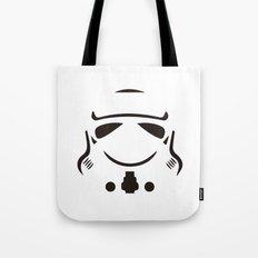 Stormtrooper so serious Tote Bag