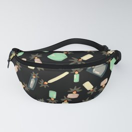 Candles #5 Fanny Pack
