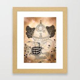 Materia VI Framed Art Print