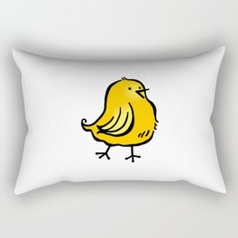 Little Chick Rectangular Pillow