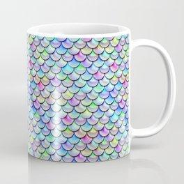 Rainbow Bubble Scales Coffee Mug