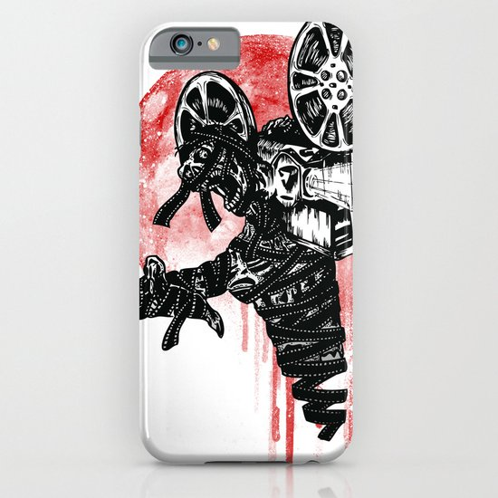 A Film By The Mummy iPhone & iPod Case