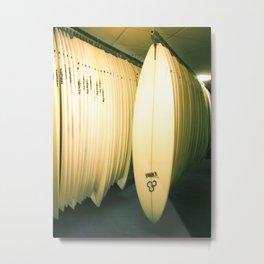 Surf Co Metal Print