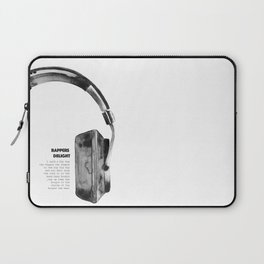 Rappers Delight Print · Lyrics Print · Classic Rap Art · Music · Bedroom Art · Wall Art Decor · Home Laptop Sleeve