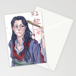 Story of Saiunkoku Kou Reishin Stationery Cards