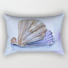 The great scallop - Pecten maximus Rectangular Pillow