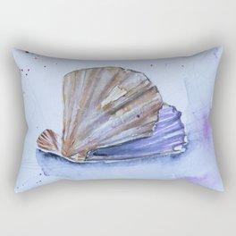 The great scallop - Pecten maximus Rectangular Pillow