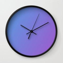 Candy Floss Daydream Wall Clock