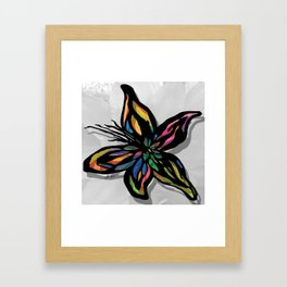 Dance to a different beat today Framed Art Print