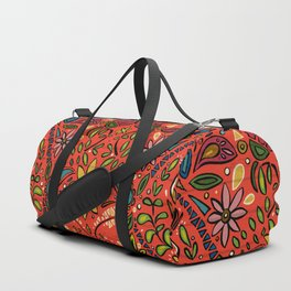 aziza fire Duffle Bag