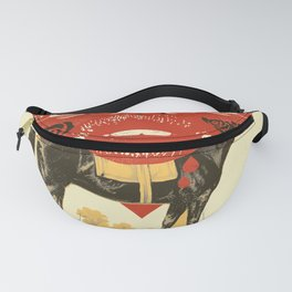 GOTHIC COWBOY Fanny Pack