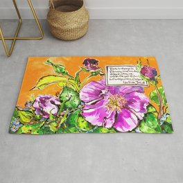 Promise of Summer Rug