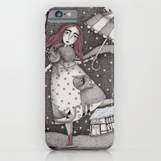 Alice's First Snow iPhone 6s Slim Case
