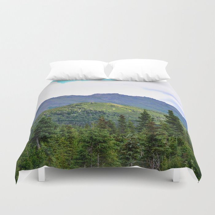 The Mountains Are Calling . . . Duvet Cover