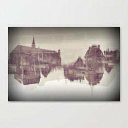Sherbrooke par Jean-François Dupuis Canvas Print