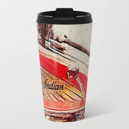 Indian Motorcycle Travel Mug