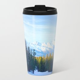 121. Pine and Mountain View, France Travel Mug