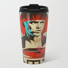 Tank You Metal Travel Mug