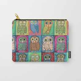 Parliament of Owls Carry-All Pouch