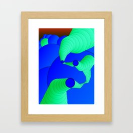 Scpe Framed Art Print