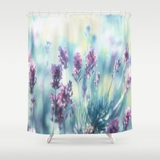 Lavender Summerdreams Shower Curtain