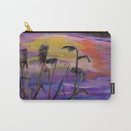 lake in rushes Carry-All Pouch