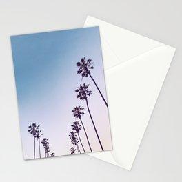 Bonair Street Palms Stationery Cards